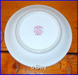 1937 IMPERIAL HOTEL Japan Top marked Logo Demitasse Saucer FRANK LLOYD WRIGHT