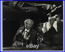 1954 1959 Yousuf Karsh Frank Lloyd Wright ORIGINAL Portrait Art Photo 16X20