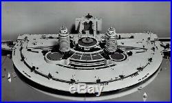 1955 Original Photo architect Frank Lloyd Wright model of Madison Civic Center