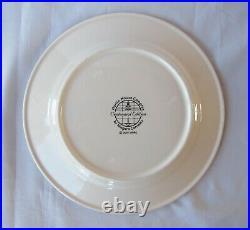 4 Frank Lloyd Wright Martin House Complex Dinner Plates Buffalo China 10