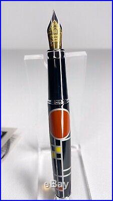 ACME Fountain Pen & Rollerball Pen Lot Frank Lloyd Wright Playhouse 1999