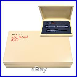 ACME Frank Lloyd Wright Taliesin Anniversary Limited Edition Etched Pen Set