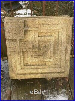 Antique Frank Lloyd Wright Building Block