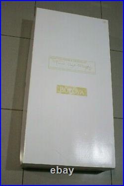 BULOVA C3320 Gilmore Frank Lloyd Wright Collection Wall Clock NIB