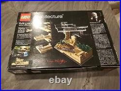 Brand New Lego Architecture 21005 Fallingwater Frank Lloyd Wright