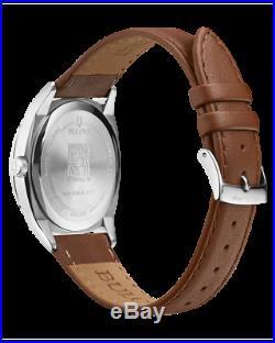 Bulova 96C138 May Basket Frank Lloyd Wright Inspired Watch