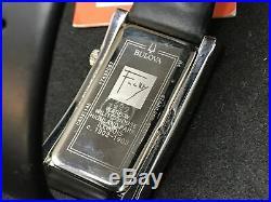 Bulova Frank Lloyd Wright Willits Exhibition Watch with Orig. Box & Tag 20761