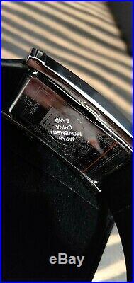 Bulova quartz watch Frank Lloyd Wright edition