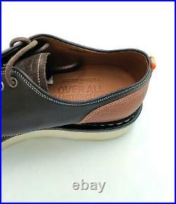 CARHARTT WIP X OAMC Frank Lloyd. Wright Shoes, Brown UK 9/EU 43/US 10