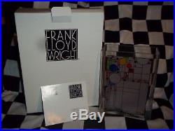 COONLEY PLAYHOUSE / FRANK LLOYD WRIGHT vase No Res! Wow