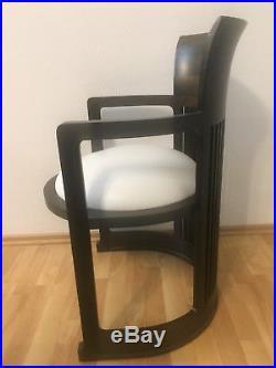 cassina frank lloyd wright 606 barrel chair stuhl armlehnstuhl sessel leder frank lloyd wright. Black Bedroom Furniture Sets. Home Design Ideas