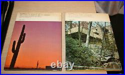 Contemporary Architects Series Frank Lloyd Wright Books 1 & 2 Architecture JP