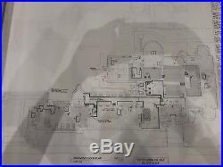 Dana Thomas House Frank Lloyd Wright Restoration PRINTS & PROJECT MANUAL