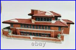 Department 56 Christmas in the City Frank Lloyd Wright Robie House (6000570)