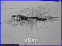 FRANK LLOYD WRIGHT 147 INDIVIDUAL FILES OF PLANS, PRELIMS & DETAILS (Part 2)