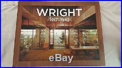 Frank Lloyd Wright 1917-1942 Bruce Brooks Pfeiffer