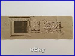Frank Lloyd Wright Taliesin Four Commandments