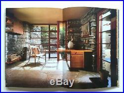 Fallingwater Rare 1986 1st Edtn Frank Lloyd Wright Modernism Architecture Book