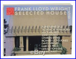 Frank Lloyd WRIGHT / FRANK LLOYD WRIGH SELECTED HOUSES First Edition #162681