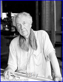 Frank Lloyd WRIGHT Lithograph #ed LIMITED Ed. Ralph Cudney House, AZ +FRAMING