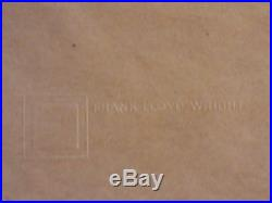 Frank Lloyd Wright 1910 Wasmuth Portfolio Lithograph, Rare and Framed, New Photos