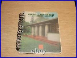 Frank Lloyd Wright 2004 Engagement Calendar Spiral Bound Never Used