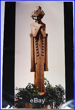 Gentil Frank Lloyd Wright U0026 Alfonso Iannelli Midway Gardens Sprite, 1913  Collaboration