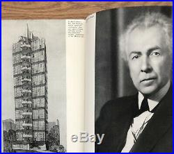 Frank Lloyd Wright An Autobiography 1932 First Edition Original Hardcover