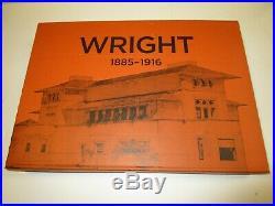 Frank Lloyd Wright Book Set 3 Volumes Brand New