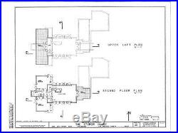 Frank Lloyd Wright, California concrete block home
