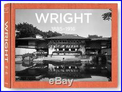 Frank Lloyd Wright Complete Works Vol 1 1885-1916 Gossel Pfeiffer TASCHEN XL