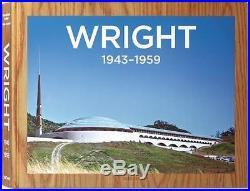 Frank Lloyd Wright Complete Works Vol 3 1943-1959 Gossel Pfeiffer TASCHEN XL