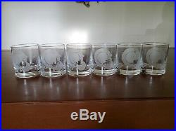 Frank Lloyd Wright Crystal Glasses by Miller Rogaska