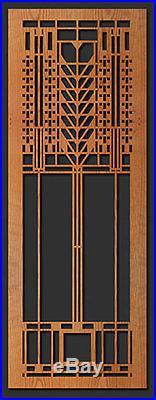 Frank Lloyd Wright D. D. MARTIN House Window Design WALL Element 31.5h CHOICE