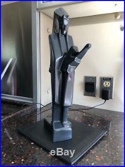Frank Lloyd Wright Foundation Nakomas Statue