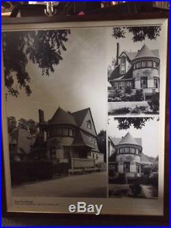 Frank Lloyd Wright Framed Photos