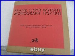 Frank Lloyd Wright GA 1937-1941 Volume 6 Monograph Hard Cover