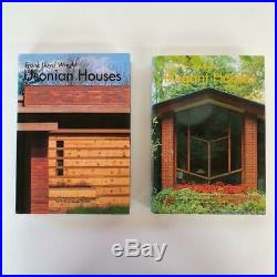 Frank Lloyd Wright GA traveler total 7 volumes