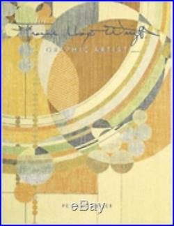 Frank Lloyd Wright Graphic Artist by Frank Lloyd Wright and Penny Fowler