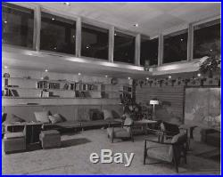 Frank Lloyd Wright Guggenheim Exhibition house Original Photo Pedro Guerrero 2