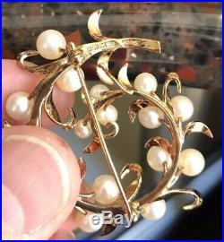 Frank Lloyd Wright Imperial Hotel Arcade Tokyo Pearl Broach 950 Silver
