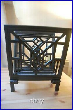 Frank Lloyd Wright Inspired and Licensed Magazine Rack
