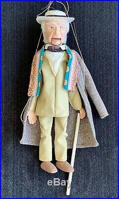 Frank Lloyd Wright Marionette Puppet