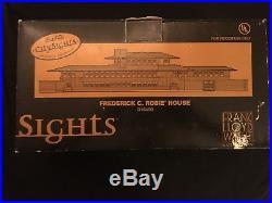 Frank Lloyd Wright Marshall Fields City Sight Chicago Frederick C Robie House
