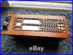 Frank Lloyd Wright Martin House Tree of Life Lightbox Accent Lamp
