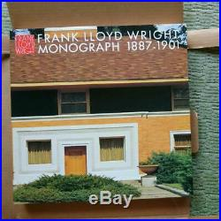 Frank Lloyd Wright Monograph 12 set Yukio Futagawa