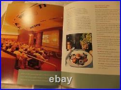 Frank Lloyd Wright Monona Terrace Grand Opening 1977 Memorabilia Brochures Pin