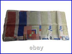 Frank Lloyd Wright Old-Fashioned Window (August) Silk Scarf
