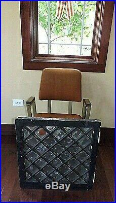 Frank Lloyd Wright Original Window From Francis Wooley House From Restoration