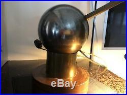 Frank Lloyd Wright Price Tower Lamp Mid-century